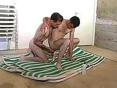Gay anal gangbang