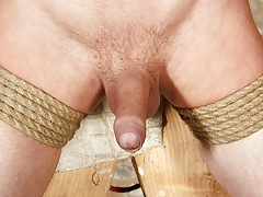 Big-Dicked Bound Boy Reece - Reece Bentley And Sebastian Kane