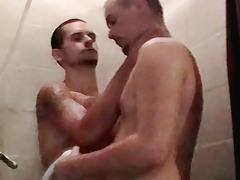 Showering Straight Boys - Brian And Blaze