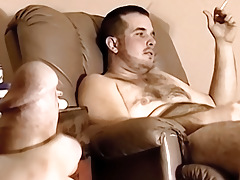Straight Boys Cock Engulfing Threeway - T Bone And Blaze