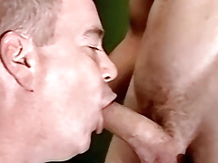 Servicing A Hung Straight Cock - Jersey