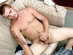 Big, Uncut, Adolescent Swine Cock and Cum - Potter