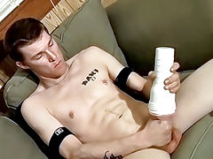 Straight Masculine Red Head Dick water - Lee Barstow