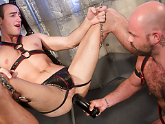 Hole Busters 10, Scene 05