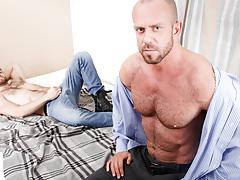 Males Seeking Men, Scene 01