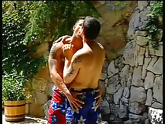 Bottom cocksucker begs for sodomy in 1 episode