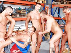 Drilling Hard, Scene #03