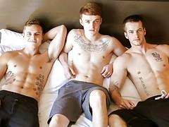 Dominic, Sawyer & Quentin, Scene #01