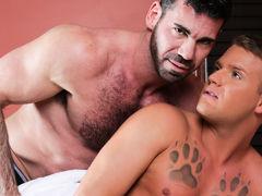 Gay Massage Home 4, Scene #03
