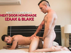 Next Door Homemade: Izaak & Blake