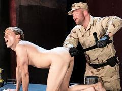 Entire Fist Interrogation, Scene #01