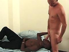 Wild brown faggot acquires forced heavily