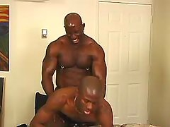 Lustful black males fuck brains out