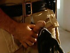 Mature policeman spoils teen man afterwards till